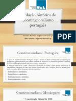 Apresentação - Direito Constitucional