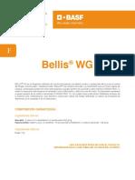 Ficha Tecnica - BellisWG