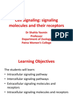 cell signaling-class