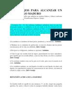 10 CONSEJOS PARA ALCANZAR UN LIDERAZGO MADURO JAIRO ARAUJO