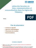 SFCG_Présentation_Résultats_Sensitization Needs Assessement_Tillabéry_280218_FM.pptx