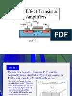 Lec_04_05_FET & FET Amplifiers
