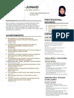 HSE Resume .pdf