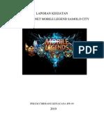 PROPOSAL ML 2019