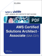 Anthony Sequeira [Anthony Sequeira] - AWS Certified Solutions Architect - Associate (SAA-C01) Cert Guide, First Edition-Pearson IT Certification (2019).epub