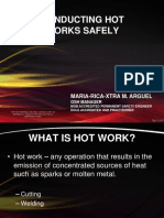 HOT WORKS SAFELY.ppt