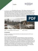 Watertown City Manager's Status & Information report Jan. 10, 2020