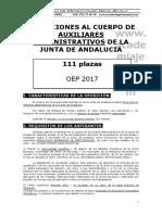 Academia de Oposiciones Jesús Ayala - 2019-Aux-ja