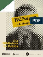 BCNEGRA 2020 A L'HOSPITALET