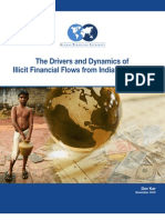 The Drivers and Dynamics of Illicit Financial Flows From India From 1948-2008