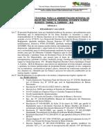 REGLAMENTO INSTITUCIONAL  PARA LA ADMINISTRACION  INTEGRAL DE BIENES PATRIMONIALES DEL HOSPITAL DANIEL A CARRION