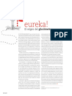 El Origen del Glucómetro- Revista +Salud Locatel Nro. 55