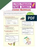 Clasificación-de-las-Reacciones-Químicas-para-Quinto-de-Primaria