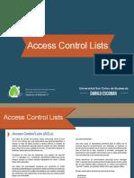 C16 - Access Control Lists v.1.5