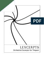 ORQ_Lexcerpts Orchestral Excerpts for Timpani EU.pdf