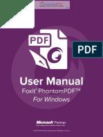 Foxit PhantomPDF_Quick Guide