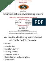Smart air pollution Monitoring system elisha.pptx