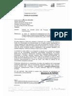 Oficio Ministerio de Cultura a Minem 09.19