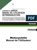 Manuel Versys 650