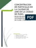 SELECCIÓN DE NORMAS E INSTRUMENTOS DE GESTIÓN DE PLANES Y PROYECTOS
