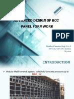PANEL FORMWORK