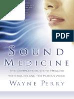 sound medicine muestra