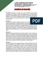 Ejercicios Aplicativos - Alternativas Inversión.docx