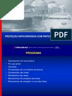 RESISTÊNCIA DAS TINTAS.ppt