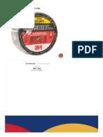 Fita Isolante Imperial Slim 18mm x 5m - Bite Auto Peças
