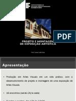 Projeto e montagem de exposição artistica - IF.pdf