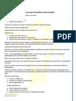 Staphylococcos e Cocos Gram Positivo - Resumo.pdf