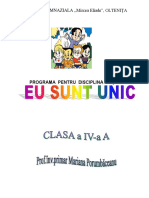 Optional - Eu sunt unic