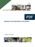 LIBRO MODELO GESTION EL SOLDADO 2018