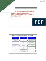 TRABAJO FINAL Manual del Sistema de Gestión de la Prevención de Riesgos Laborales