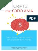 3 Script Atraer Dinero a Tu Vida Con El Poder de Tu Mente