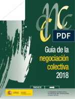 Guia de La Negociacion Colectiva
