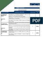 Planilla evaluación proveedores