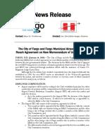 01.14.2020 - The City of Fargo and Municipal Airport Authority Reach Agreement on New Memorandum of Understanding.pdf