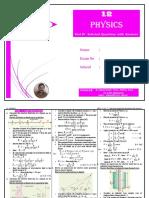 12 simple notes (EM)- 5 marks