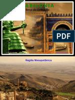 Babilônia - Berço da Civilização....pptx