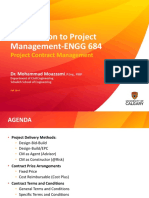 L09-Project Contract Management