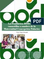 Víctor Vargas Irausquín - La Fundación BOD donó canastillas a madres de la Maternidad Concepción Palacios