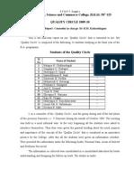 Q C- Report (Dr HMK)