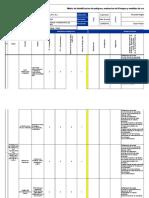 IPERC Trabajos de supervision de obra
