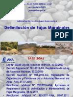 EXPOSICION CUIDADO DE FAJAS MARGINALES Y BUENAS PRACTICAS - LIRCAY