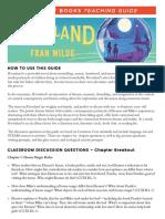 Riverland Teaching Guide