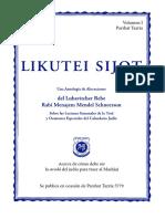 tazria Likutei Sijot 2019