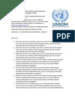 UN Envoy for Horn of Africa Ends Somalia Visit Hopeful for Building on Progress in 2020