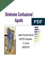Síndrome Confusional Agudo