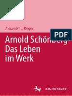 Schönberg - Das Leben im Werk